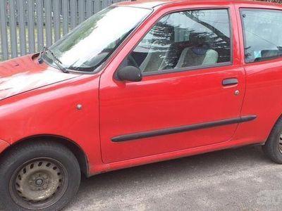 używany Fiat Seicento SEICENTO SPRZEDAM SEICENTO 900 SEICENTO SPRZEDAM900