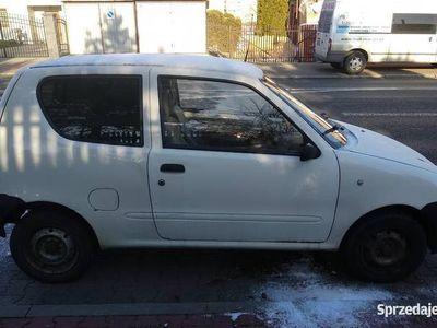 używany Fiat Seicento Van 1.1 gaz 2006 bez FV!