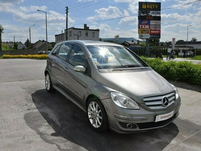 używany Mercedes B200 2dm 140KM 2005r. 246 651km