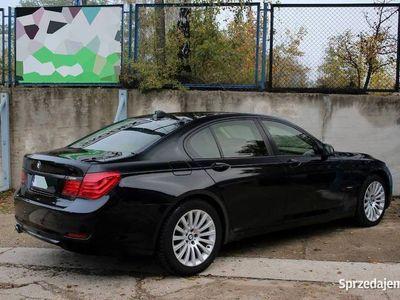używany BMW 730 D 2008r F01 Radar Navi Head up Super Stan zamiana