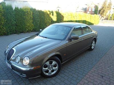 używany Jaguar S-Type I 3.0V6 238Km Skóra Navi Opłacony