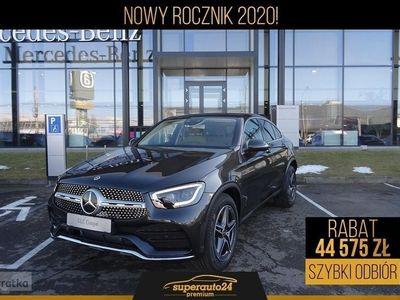 używany Mercedes 200 Klasa GLC AMG 2.04MATIC Coupe (197KM)   AMG + Premium + Keyless GO