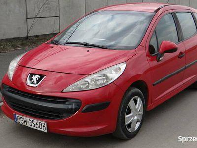 używany Peugeot 207 Presence 1.6 HDi 90KM Salon Polska
