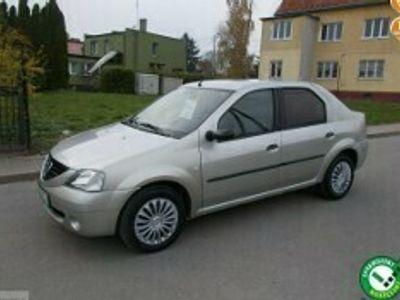 używany Dacia Logan I Opłacona Zadbana Serwisowana z Klimą 1Wł 130 Aut na placu