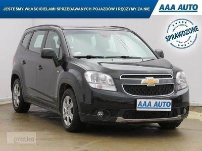 używany Chevrolet Orlando  Salon Polska, Serwis ASO, GAZ, 7 miejsc, Klima, Parktronic