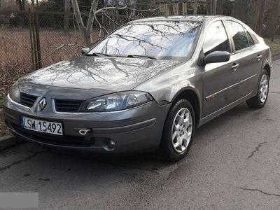 używany Renault Laguna 1.9dm 110KM 2005r. 215 000km