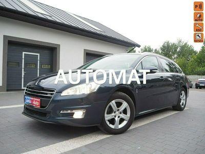 używany Peugeot 508 1.6dm 112KM 2012r. 168 534km