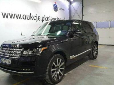 używany Land Rover Range Rover Range Rover Range Rover 12-174.4SD V8 Vogue IV (2012-)