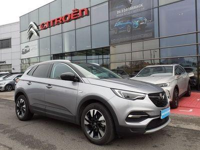 używany Opel Grandland X 1.5dm 130KM 2019r. 28 740km