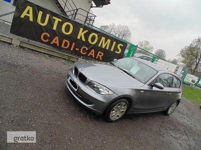 używany BMW 116 SERIA 11.6 Benzyna 122KM Klimatronic