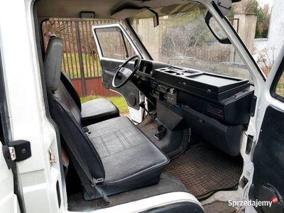 używany VW T3 doka 1,9d skrzynia 5 AAP