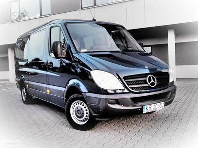 używany Mercedes Sprinter 906 215 CDI*9osobowy*Klima*150KM*PDCx2*Automat*Rej.-PL