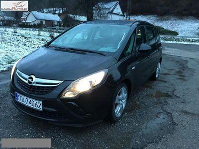 gebraucht Opel Zafira 2dm3 165KM 2012r. 218 000km 2.0 165 KM Zarejestrowany