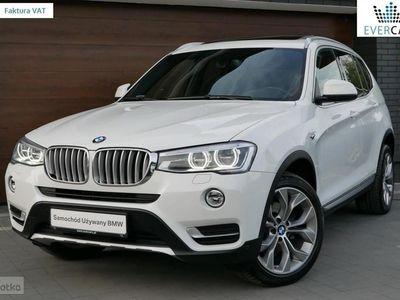 używany BMW X3 II (F25) 20D Xdrive XLine SalonPL Iwł Bezwyp Bogate wyp.VAT