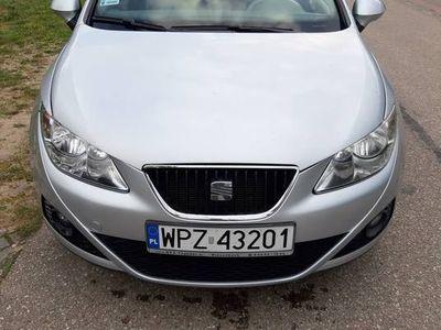 używany Seat Ibiza ST 1.6 TDI z Niemiec