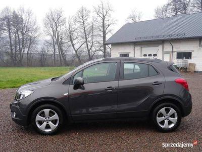 używany Opel Mokka 1.6 Edition I Właściciel 58000km Serwis Oryginał