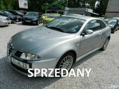 używany Alfa Romeo GT 1.7dm 140KM 2004r. 145 500km