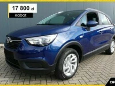 """używany Opel Crossland X Enjoy 1.2 Turbo 110KM Klimatyzacja Dwustrefowa+ Felgi 16"""""""