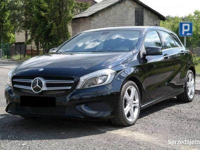 używany Mercedes A180 1.6dm 122KM 2014r. 172 000km