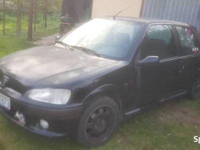 używany Peugeot 106 1.1lpg