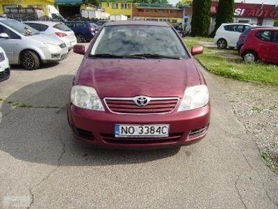 używany Toyota Corolla IX