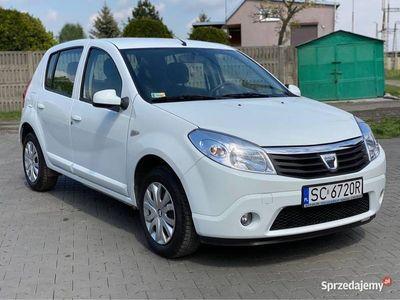 używany Dacia Sandero 1.2 benzyna *Klima*Zadbana*Niski Przebieg!