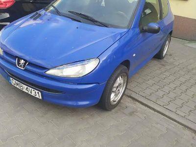 używany Peugeot 206 1.4 benzyna 2000r.