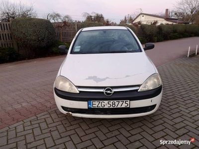 używany Opel Corsa Corsa CSprawna, jeżdżąca. Do naprawy!