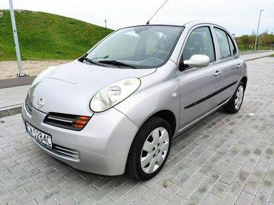 używany Nissan Micra 1,2 benzyna Klimatronik Zadbany K12 (2003-2010)