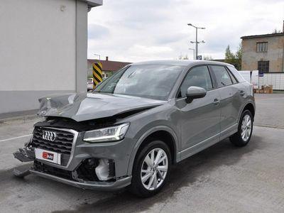 używany Audi Q2 1dm 116KM 2018r. 7 000km