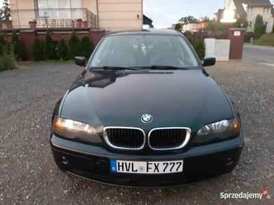 używany BMW 318 i e46 Lift 2.0i benzyna Limuzyna 2004rok z Niemiec