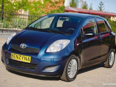 używany Toyota Yaris II 1.3 benzyna 101KM 5 drzwi gwarancja PŁOCK