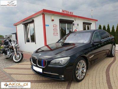 używany BMW 501 seria 7 4.3dm3 408KM 2009r.000km LONG bezwypadkowa z Niemiec świeżo zarejestrowana w Polsce