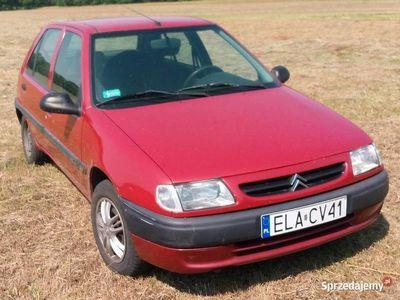 używany Citroën Saxo