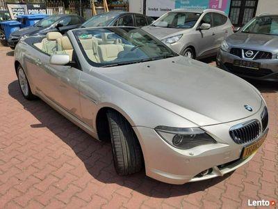 używany BMW 645 Cabriolet