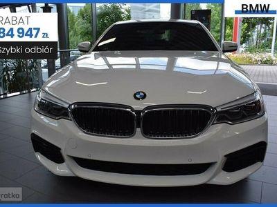 używany BMW 530 SERIA 5 VII (F90) 530 2.0 i xDrive (252KM)   M SPORT   Bezpieczny zakup auta z domu