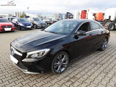 używany Mercedes CLA220 Inny 2dm3 183KM 2017r. 23 793km Benz4-Matic, Benzyna, FV 23%, Gwarancja!!