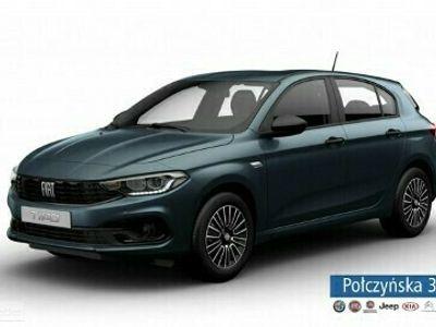 używany Fiat Tipo II Hatchback 1.0 100 KM|City Life|Niebieski|MY21