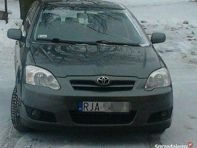 używany Toyota Corolla e12 2.0 d4d