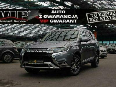 używany Mitsubishi Outlander 2dm 150KM 2016r. 91 000km