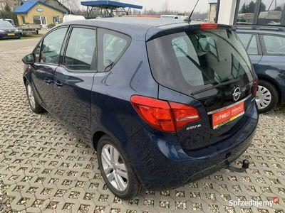 używany Opel Meriva 1.4dm 120KM 2010r. 59 000km