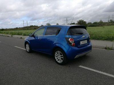 używany Chevrolet Aveo 1.3 1.3 Eco-Tec Super Stan Bogata Wersja 1-Właściciel automatyczna klima.