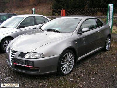 używany Alfa Romeo GT 2dm 165KM 2005r. 111 000km