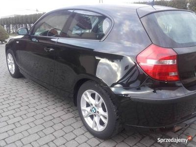 używany BMW 116 1.6dm 122KM 2009r. 97 000km