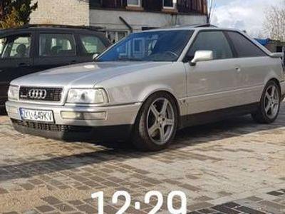 używany Audi V8 coupe quattro