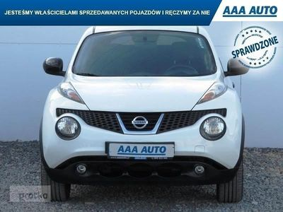 używany Nissan Juke  Salon Polska, Serwis ASO, Navi, Klimatronic, Tempomat,