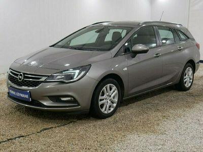 używany Opel Astra 1.6dm 110KM 2016r. 190 350km