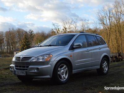 używany Ssangyong Kyron 2.0 XDI, SUV, 4x4, 2006r.