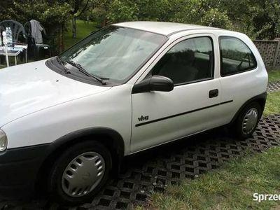 używany Opel Corsa Viva sport