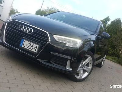 używany Audi A3 8V TFSI 190KM 2018r super stan!